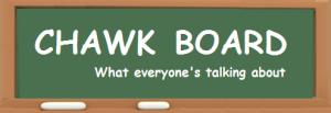 Chawk board