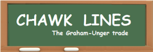 CHAWK LINES -- Graham-Unger