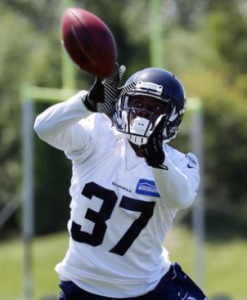 Dion Bailey Aug. 10 (Seahawks.com)