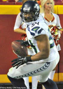 Wagner vs. Chiefs Aug. 21