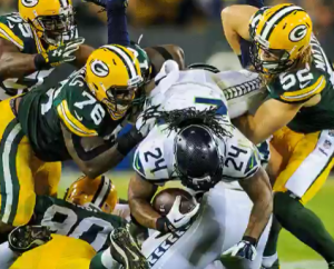 Packers Week 2 2015