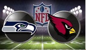 Seahawks-Cardinals logos
