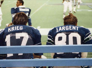 1986 Krieg and Largent