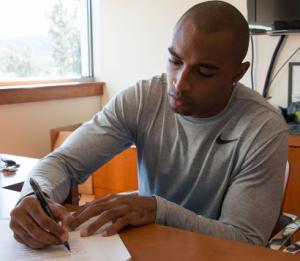Baldwin signing