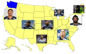Seahawks map