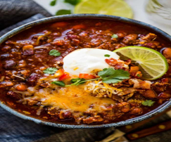 Hasty recipe (Chili)