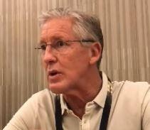 Carroll at owners meetings 2019