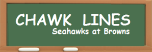 CHAWK LINES -- Hawks at Browns