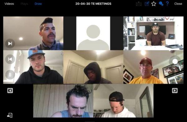 Virtual TE meeting